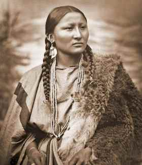 Pretty Nose Cheyenne by Laton Alton Huffman (1878)